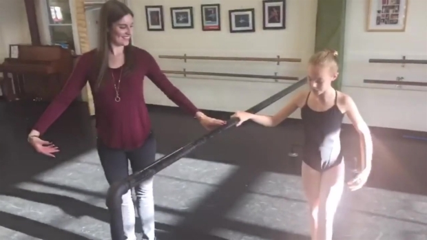 One-on-One Lesson with 'Urban Nutcracker's' Clarice