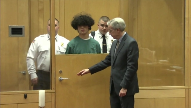 [NECN] Teen Held Without Bail in Decapitated Classmate's Death
