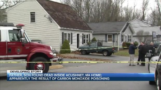 [NECN] Father, Son Found Dead in Home