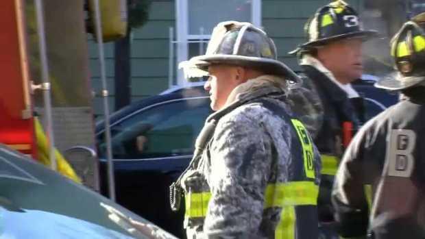 Brutal Cold Wrecks Havoc on Firefighters