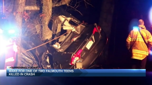 [NECN] Wake to Be Held for Teen Killed in Cape Cod Crash