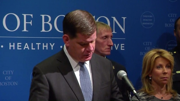 [NECN] Boston Mayor Walsh Discusses First Night Safety Tips
