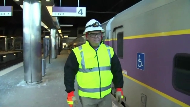 [NECN] Keolis Working to Ensure Smooth Commuter Rail Winter Service