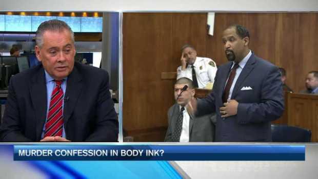 [NECN] Murder Confession in Body Ink?
