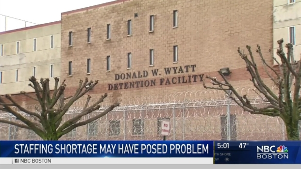 [NECN] Staffing Shortage May Have Posed Problem in Prisoner's Escape