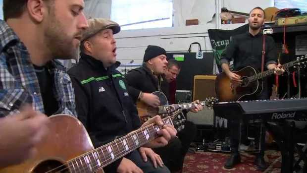 Exclusive: New  Dropkick Murphys Music Video