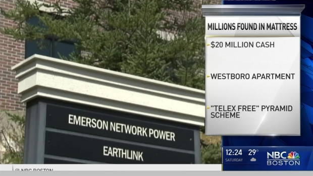 [NECN] $20M Found Hidden Inside Box Spring
