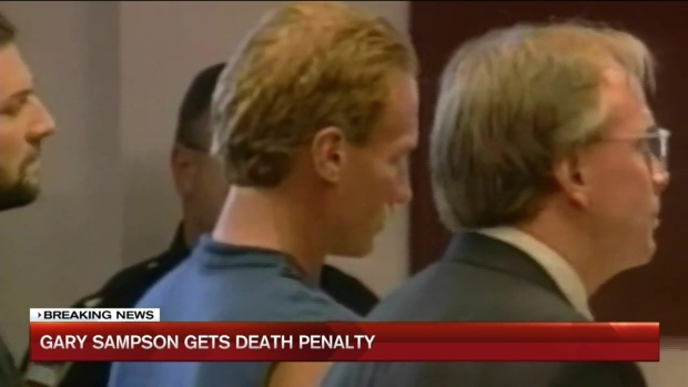 [NECN] Gary Lee Sampson Sentenced to Death Again