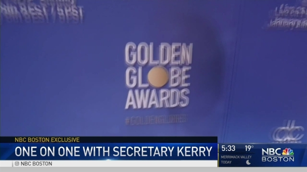 Soon-to-Be 'Citizen Kerry' on the Future