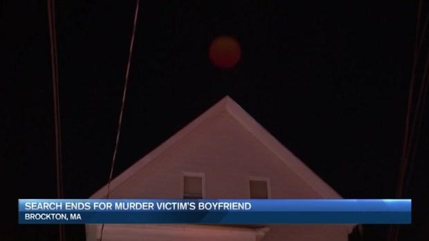 [NECN] Boyfriend Sought After Woman Found Shot to Death, Found Dead