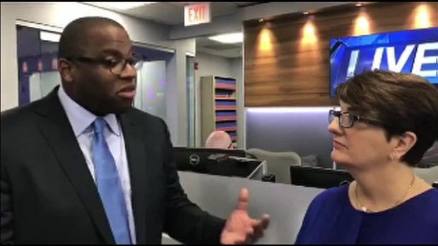[NECN] Tito Jackson Explains Why He's Running for Mayor