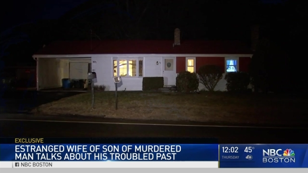 [NECN] Estranged Wife of Man Wanted for Questioning in Dad's Death Breaks Silence