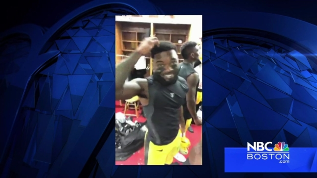[NECN] Steelers Coach Curses About Patriots in Facebook Live Video
