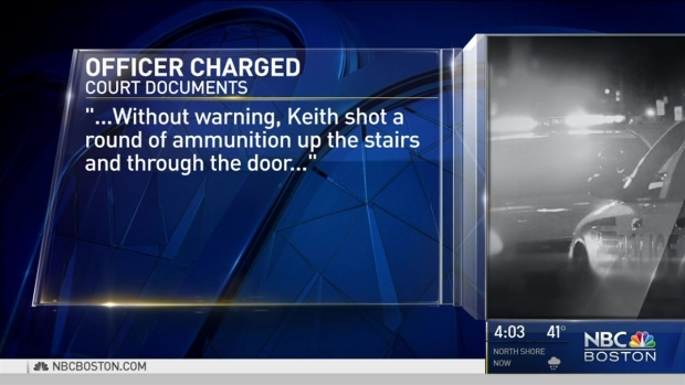 [NECN] Cop Allegedly Threatened to Murder Fellow Officers in Standoff
