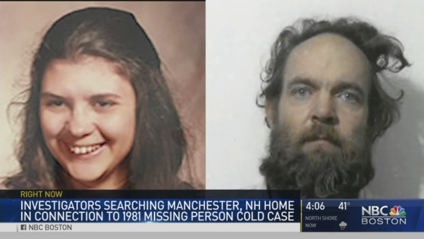 [NECN] 35-Year-Old Cold Case Under Investigation