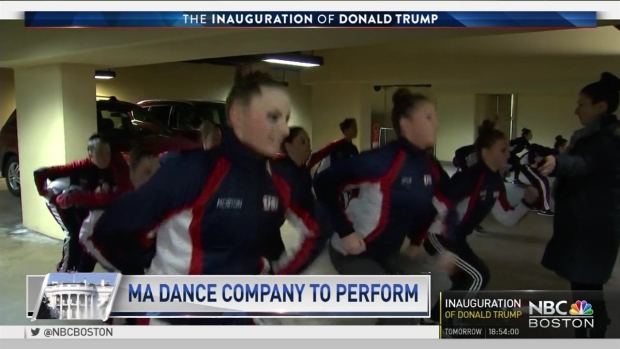 Mass. Dance Company to Perform at Inauguration