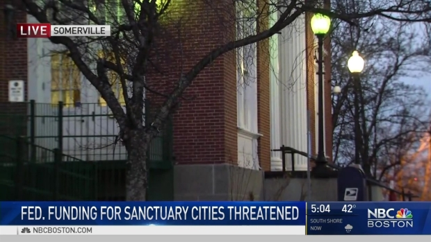 [NECN] Federal Funding for Sacntuary Cities Threatened