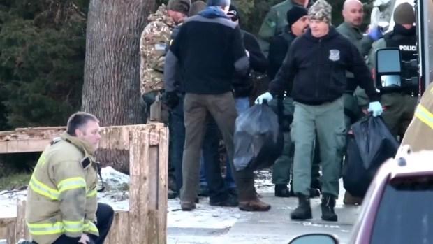 [NECN] 7 Arrested in Major Methamphetamine Lab Bust in Plymouth, Massachusetts