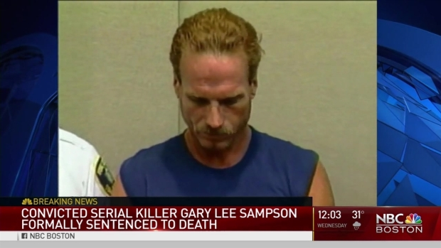[NECN] Convicted Serial Killer Gary Lee Sampson Formally Sentenced to Death