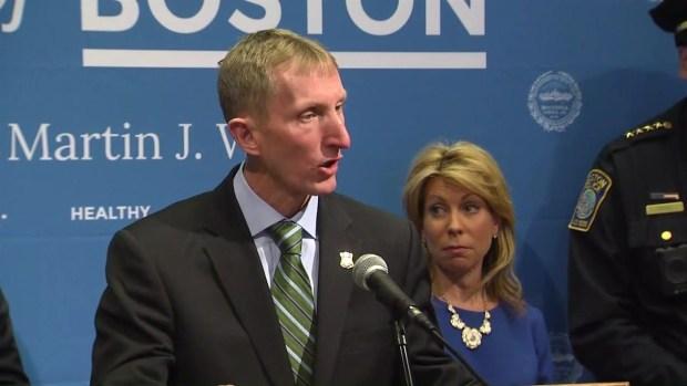 Commissioner Evans Addresses Boston's Super Bowl Safety