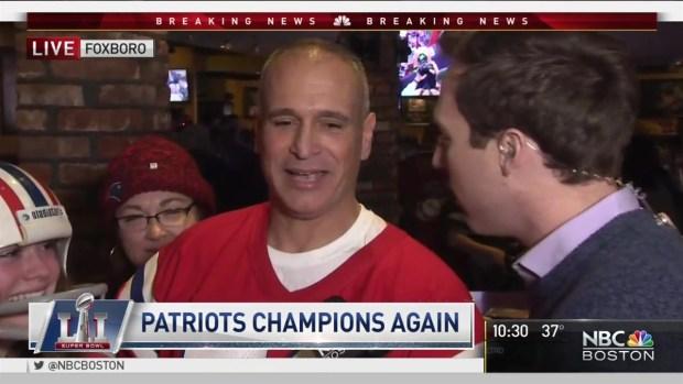 Passionate Patriots Fans