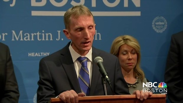 [NECN] Commissioner Evans Discusses Patriots Victory Parade Safety Measures