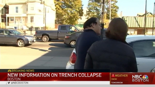 [NECN] Business Owner Indicted in Deadly Trench Collapse