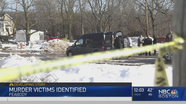 [NECN] Double Homicide in Peabody, Mass. Leaves Couple Dead