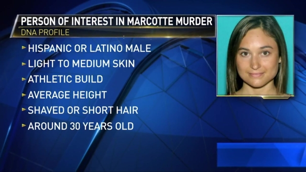 Suspect arrested in killing of jogger Vanessa Marcotte