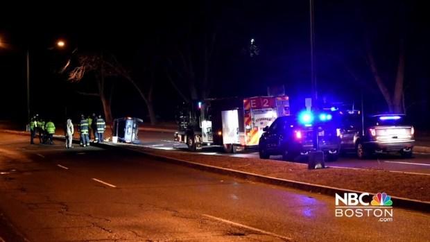 [NECN] Teenager Killed in Stoneham Car Crash