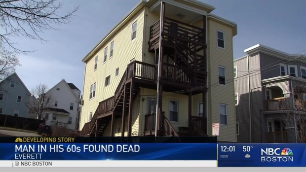 [NECN] Police Investigate Homicide After Decomposed Body Found