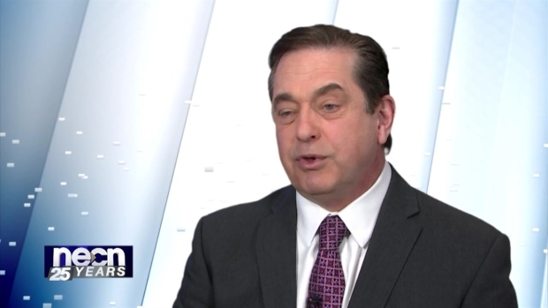 [NECN] Mike Nikitas on 25 Years at necn