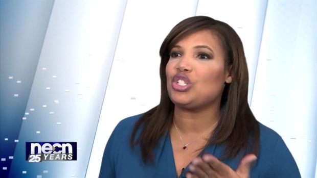 [NECN]Latoyia Edwards on necn's 25th Anniversary