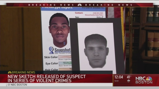 [NECN] New Sketch Shows Suspect in Series of Violent Crimes
