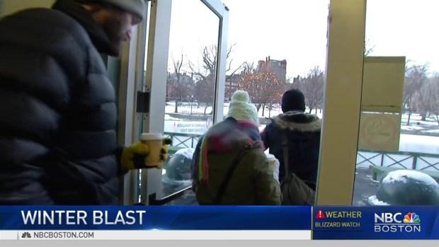[NECN] Massachusetts Gets Ready For Snow