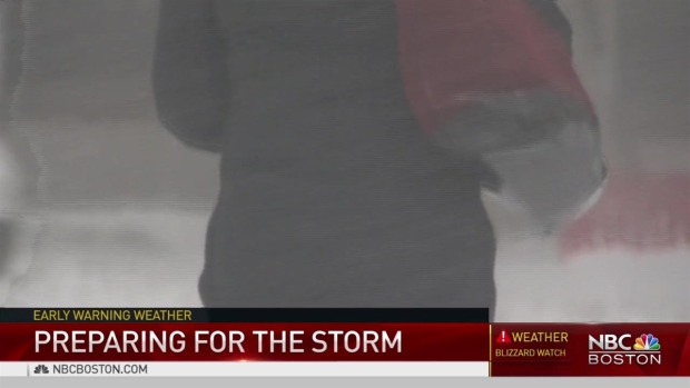 [NECN] Dangerous Conditions Expected in Tuesday's Storm