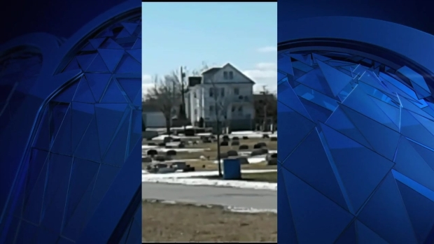 [NECN] Fatal Shooting Leads to Standoff in New Bedford, Massachusetts