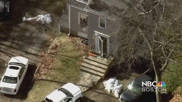 [NECN] Arrests Made Following Drugs, Firearms Bust at Home in Walpole, Mass.