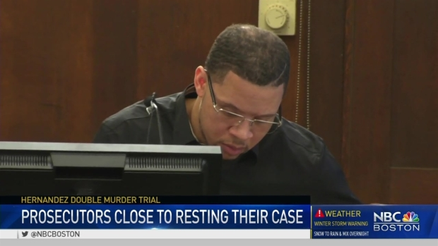 Closing arguments set in ex-NFL star's double murder trial