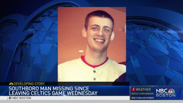[NECN] Southboro Man Missing After Celtics Game