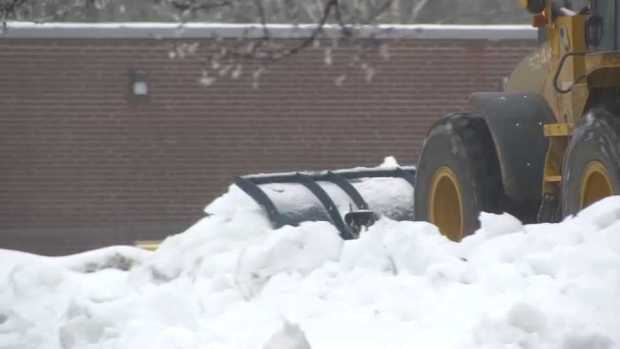 [NECN] New England Gets Hit With Spring Storm