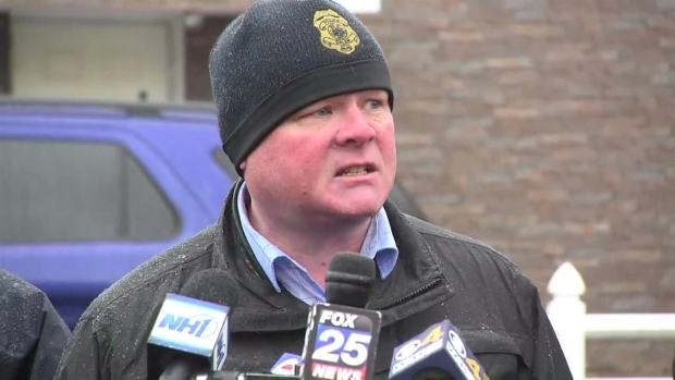 [NECN] Police: Body Found in Basement of Home After Explosion