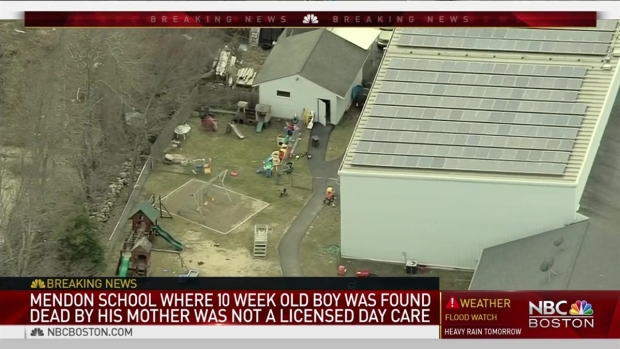 [NECN] Death of Baby Found Unresponsive Under Investigation