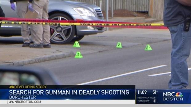 [NECN] Man Shot to Death in Dorchester