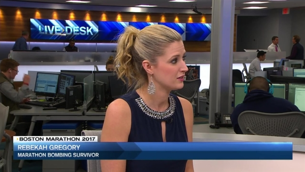 [NATL-NECN]Boston Marathon Bombing Survivor Talks About New Book