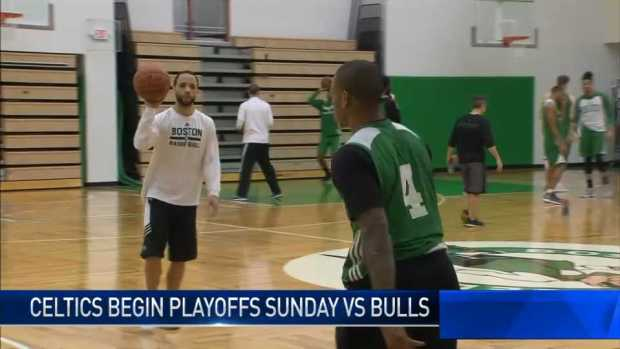 [NECN] Celtics to Begin Playoffs on Sunday