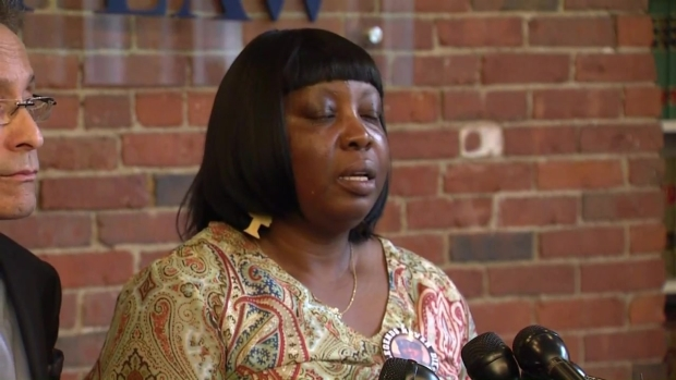 [NECN] Odin Lloyd's Mother Forgives Aaron Hernandez