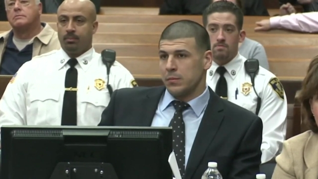 [NECN] Funeral Plans Announced for Aaron Hernandez