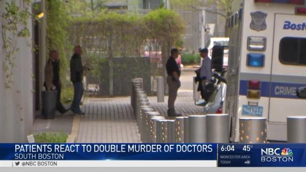 [NECN] Man Accused of Killing 2 Boston Doctors Has Criminal History