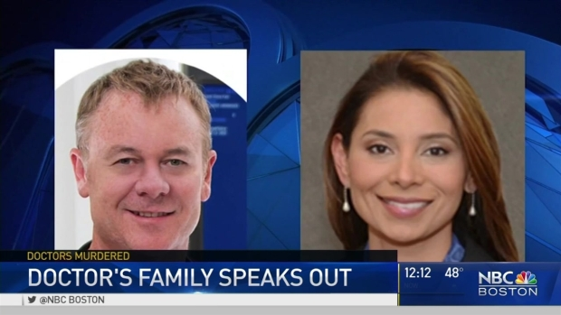 [NECN] Family of Murdered Doctor Speaks Out